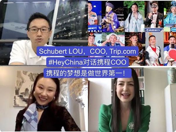 Hey China! Trip.com  readies for take-off with livestreams, AI travel