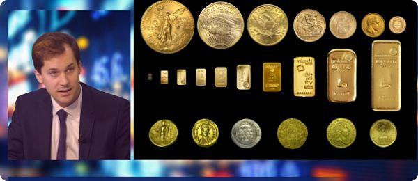Cours de l'Or : l'Or dépasse les $ 2000 l'once