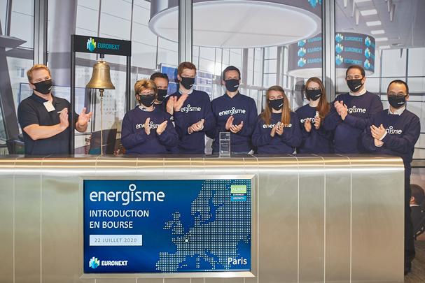 Energisme s'introduit en bourse sur euronext growth