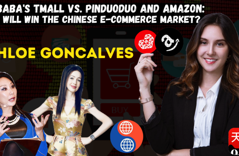 Alibaba's Tmall vs. Pinduoduo and Amazon: Who will win the Chinese e-commerce market?