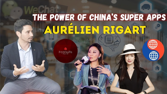 Hey China! The Power of China's Super Apps