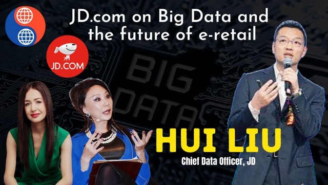 Hey China! JD.com on Big Data and the future of e-retail