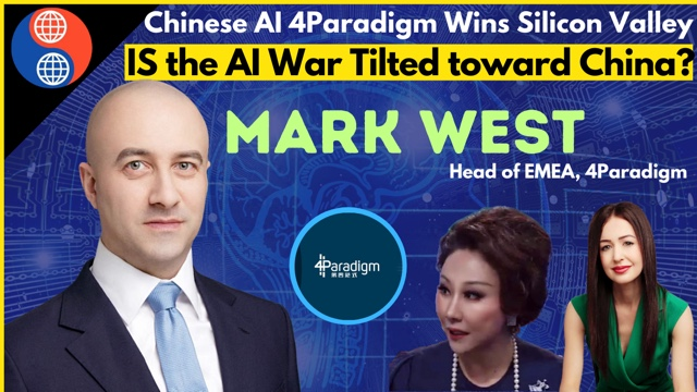 Chinese AI 4Paradigm wins Cisco. What is great about Chinese AI and why are they succeeding?