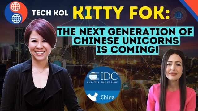 Hey China! Kitty Fok on new technology, data privacy, gadgets and TOP prediction for 2021