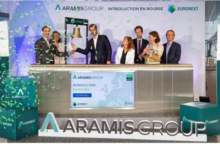 Aramis Group lists on Euronext Paris