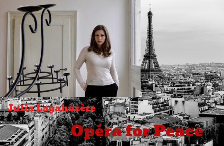 Julia Lagahuzère « Nous croyons que l'opéra doit être repensé comme une discipline sans frontière».