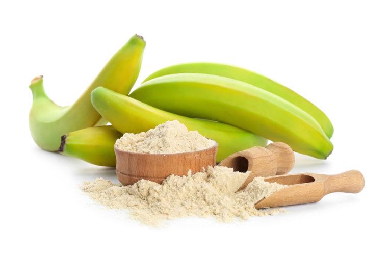 Le marché de la banane en poudre à le vent en poupe